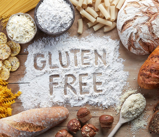 Un régime sans gluten?