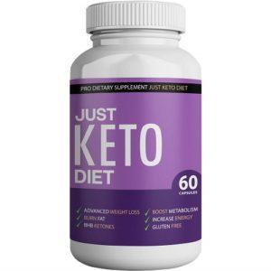Quésaco Just Keto Diet? Comment fonctionne? L'alopécie peut être annulée.