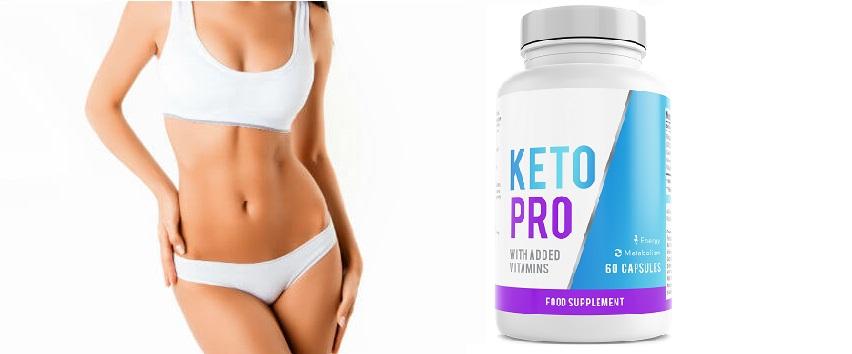 Essayez-le Keto Pro qui ne contient que des ingrédients naturels!