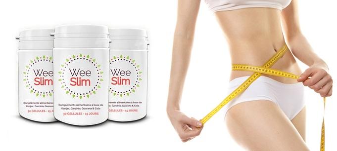 Essayez-le WeeSlim, qui ne contient que des ingrédients naturels!