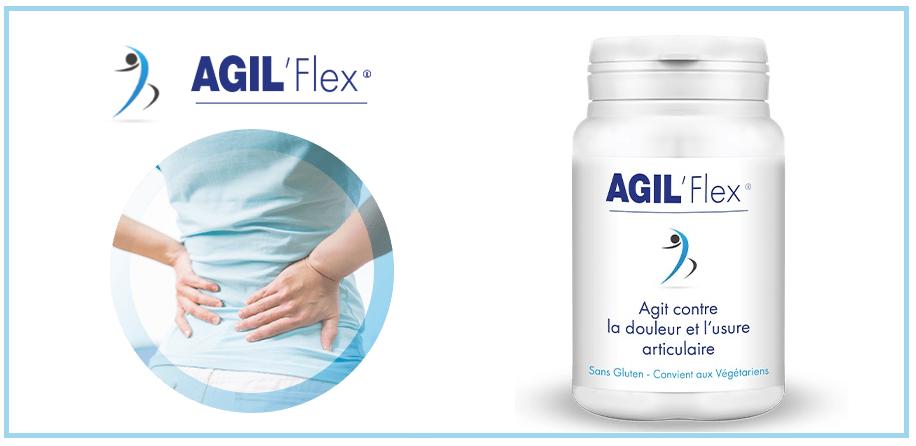 Ce qui est Agil Flex? Quels sont les effets et les effets secondaires?
